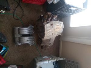 Various car parts and body parts for older Toyota Celica. Break calipers are brand new in box. Engine and tranny I am not sure of . for Sale in Columbus, OH