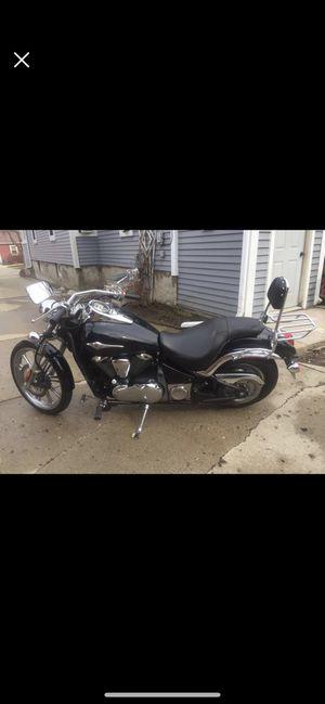 Motorcycle Kawasaki Vulcan 900 2009 great bike 12,186 miles 3,250 or best offer for Sale in Elgin, IL