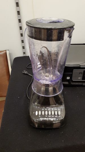 Hamilton Beach Blender for Sale in Belmont, OH