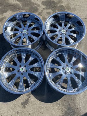 Asanti wheels 22 offset 5x115 for Sale in Beverly Hills, CA