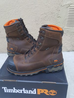 TIMBERLAND BOOTS PRO ANTI FATIGUE SIZE 11.5 for Sale in South Gate, CA