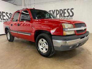 2004 Chevrolet Avalanche for Sale in Dallas, TX