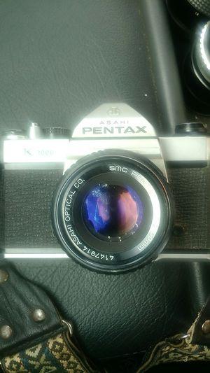 Pentax K1000 50mm for Sale in Belle Plaine, KS