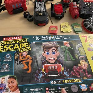 Escape Room Game for Sale in San Diego, CA