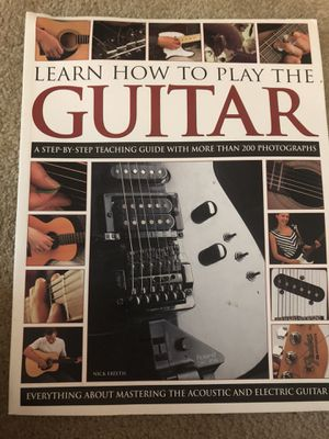 Learn how to play Guitar for Sale in West Springfield, VA