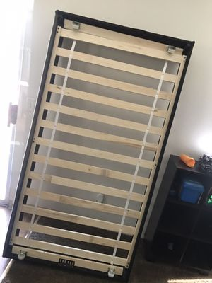 Twin size bed frame for Sale in Lakeside, CA