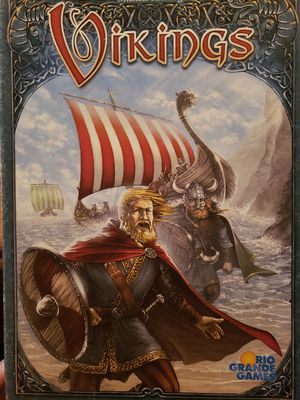 Vikings Board Game for Sale in Waterloo, IA