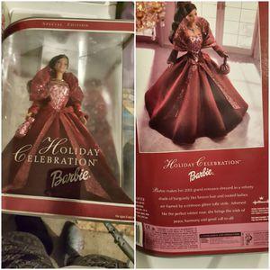 Barbie Holiday Celebration 2002 for Sale in Nashville, TN