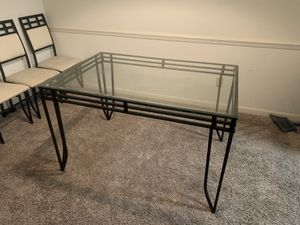 Glass Table for Sale in Montgomery, AL