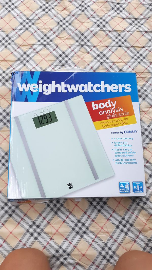 Brand new weightwatchers digital scale