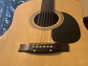 Acoustic Guitar- Huntington Folk Guitar for Sale in Pittsburgh, PA