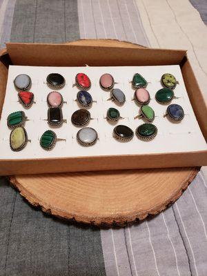 Rings bracelets earrings for Sale in Houston, TX
