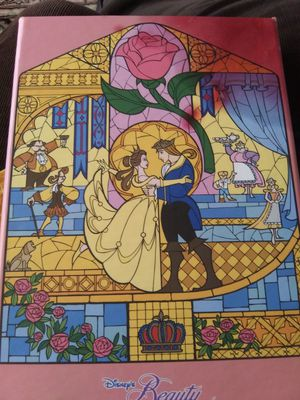 Disney LE Beauty and the Beast pin set for Sale in Mount Laurel Township, NJ
