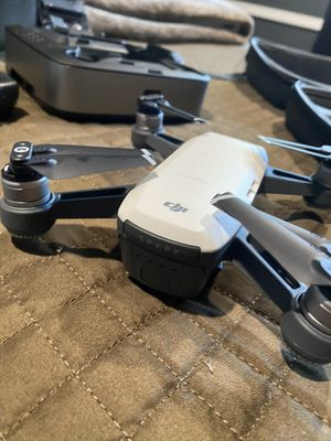 DJI SPARK FLY MORE COMBO for Sale in Federal Way, WA