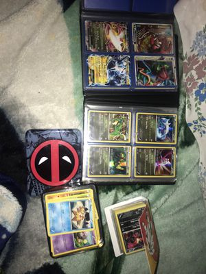 Pokemon Card Collection for Sale in Nashville, TN