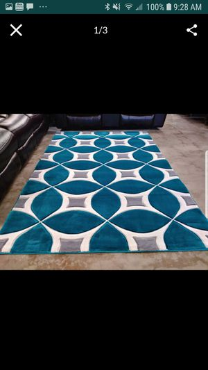 Brand New Modern Area rugs looks great on wooden floors for Sale in Countryside, IL