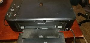 Canon PIXMA MG3620 Wireless All-In-One Color Inkjet Printer with Mobile and Tablet Printing, Black for Sale in Spokane, WA