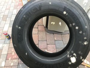 Trailer Tire - 2 Constancy 295/70r22.5 for Sale in Boca Raton, FL