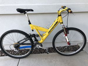 Cannondale SuperV 900 Comp edition-READ AD FIRST for Sale in Phoenix, AZ