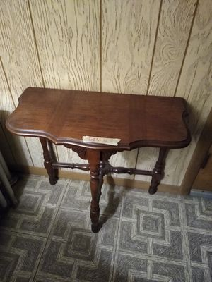vintage half table for Sale in Pittston, PA