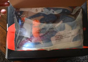 Ua Nike off white Jordan 1 size 8 for Sale in Watertown, NY