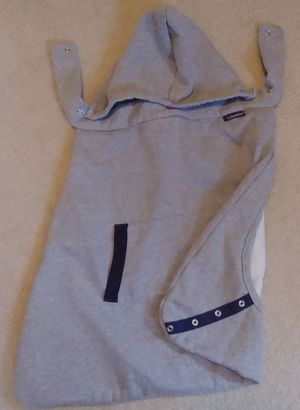 Hooded Universal baby carrier cover for Sale in Austin, TX