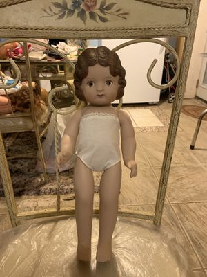 """Daisy Kingdom Pansy doll 17"""" tall for Sale for sale  Hanover, MD"""