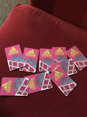 Adidas Employee Store Passes For The Month Of March And April for Sale in Portland, OR