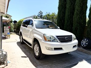 2004 Lexus GX470 for Sale in Fountain Valley, CA