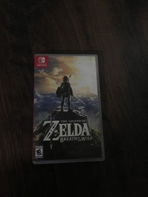 Nintendo switch game for Sale in Fort Worth, TX