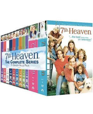 7th Heaven Complete Series (DVD) for Sale in Mount Airy, NC