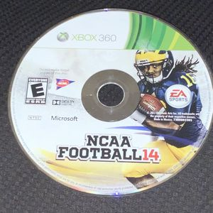 Ncaa Football 14 For Xbox 360 for Sale in Niagara Falls, ON