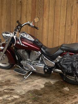 Honda Vtx 1300 Retro/harley Davidson/kawasaki/suzuki/motorcycle/cafe Racer/bobber/cruiser/sport Bike/dirt Bike for Sale in Happy Valley,  OR
