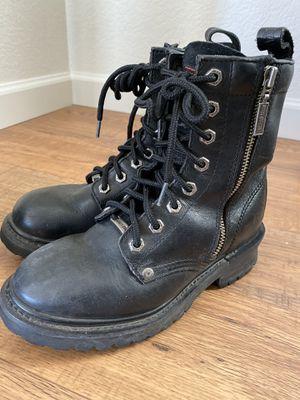 Harley Davidson Ladies Boots-SIZE 6 for Sale in Denver, CO