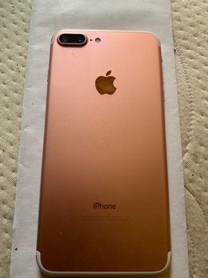 Iphone 7plus 128gb Metro for Sale in Boston, MA