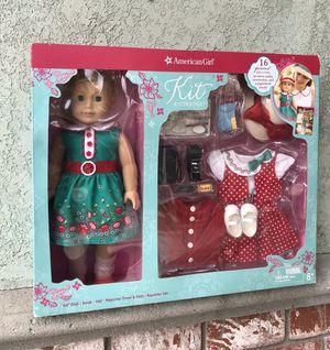 American girl doll kit kittredge for Sale in Anaheim, CA