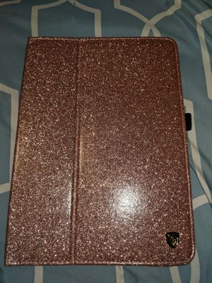 Pink Sequined Tablet Case for Sale in Charleston, WV