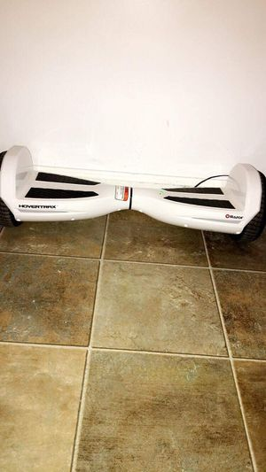 White razor hoverboard(Used) for Sale in Richmond, VA