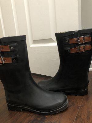Chooka Rain Boots Women's 7 for Sale in Rolling Meadows, IL