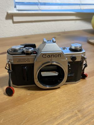Canon AE-1 with 2 lens for Sale in Oakland, CA
