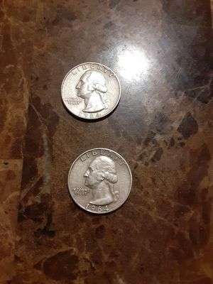 1964 silver Quarter for Sale in San Leandro, CA