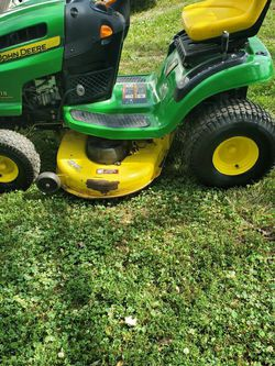 Riding mower for Sale in Palmyra,  IL