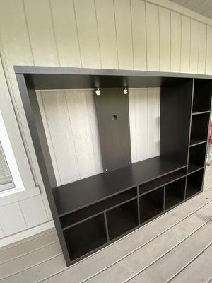 "Ikea Expedit Entertainment Center Tv Stand up to 55"" Flat Screen Tvs, 14210.26175.128 for Sale in Morgantown, WV"