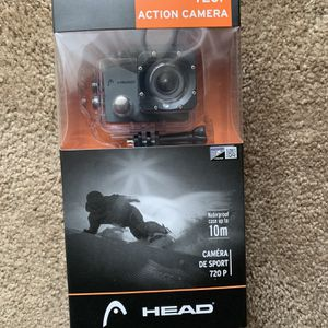 720P Action GoPro Style Camera Waterproof As Well for Sale in Walnut, CA