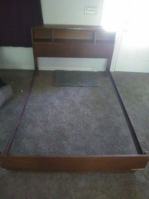 Full Size Bed Frame And Headboard for Sale in Cassville, MO