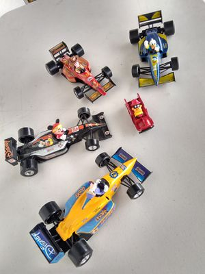 5 Disney collectible Racing cars for Sale in Houston, TX