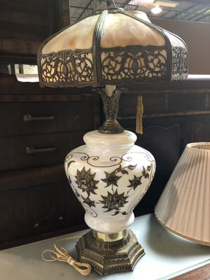 Antique Acrylic Lamp for Sale in Lithonia, GA