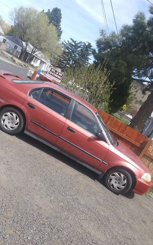 96 civic lx for Sale in Prineville, OR