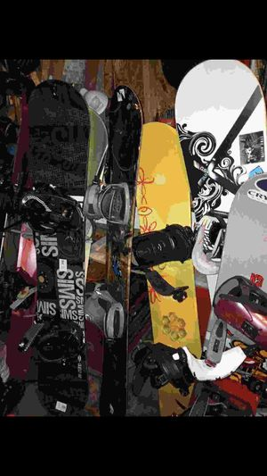 Many snowboard sets GEAR for Sale in Kent, WA