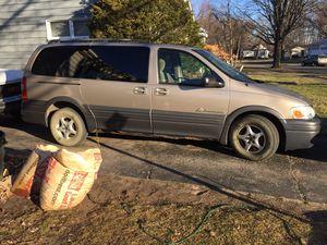 2004 Pontiac Montana van 165k for Sale in Flint, MI